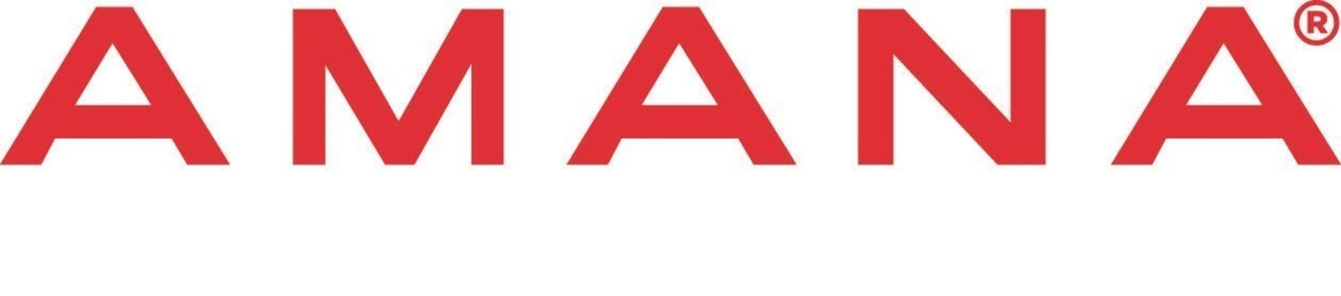 Amana appliance