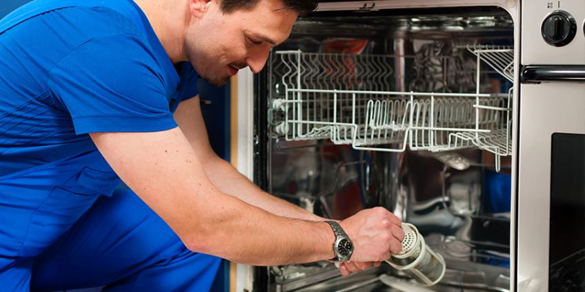 fix dishwasher professional